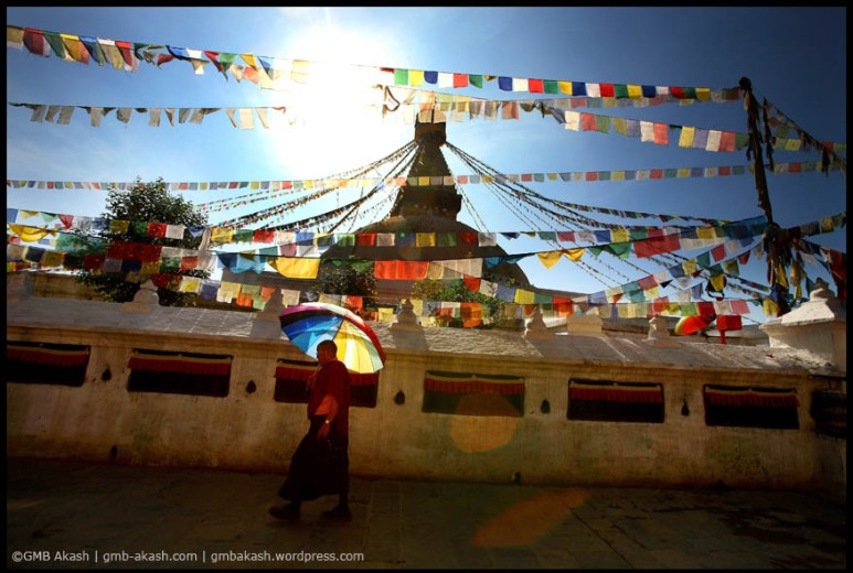 Daily life in Kathmandu, Nepal. 2006